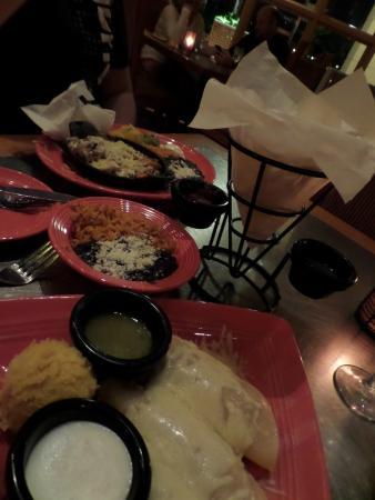 Maya Grill: Tortillas, fajitas et enchiladas