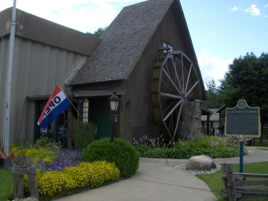 Pembroke, Canadá: Champlain Trail Museum and Pioneer Village