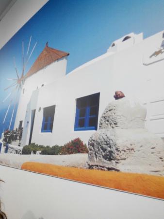 Déco grecque - Photo de Nikolaos, Aix-en-Provence - TripAdvisor