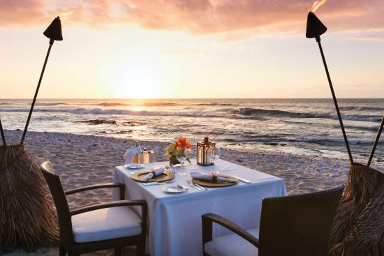 Four Seasons Resort Hualalai Oceanfront Private Dining