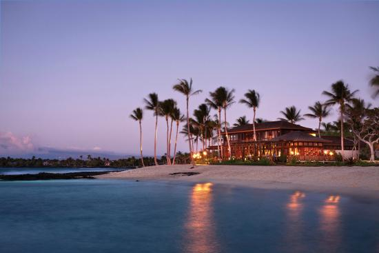 Four Seasons Resort Hualalai: 'ULU Ocean Grill