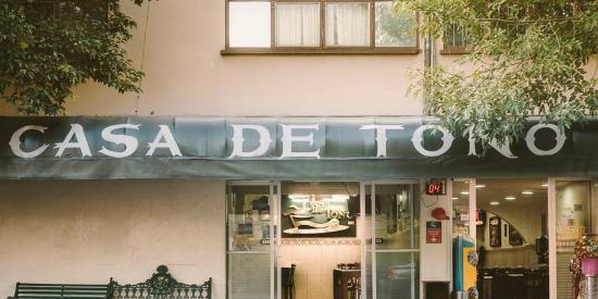 Pozole com tecate picture of la casa de tono mexico - Casas en tomino ...