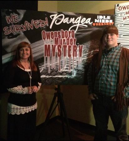 Pangea Cafe: 70's Disco Murder Mystery