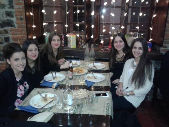 Sidreria El Corchu : De Cumpleaños