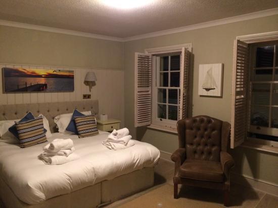 The Swan Hotel: Room