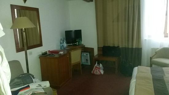 Ana Hotels Sport Poiana Brasov: Room