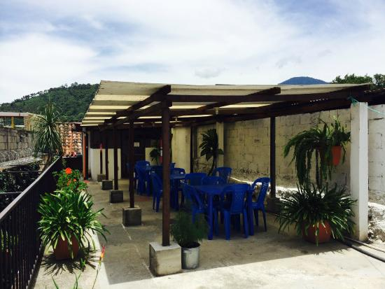 Hostal Antigua: Upstairs