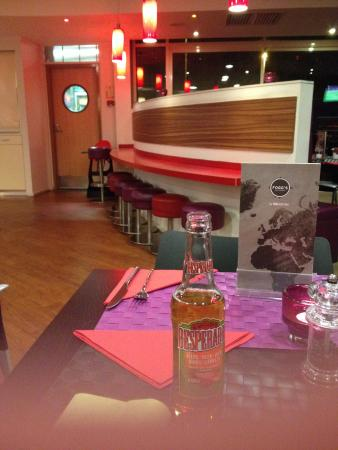Ibis London Barking: At the Restaurant my lovely drink ❤️