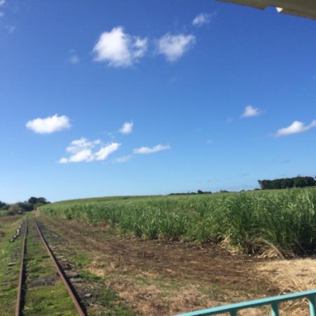 Beauport le Pays de la Canne : En petit train pour allez ...