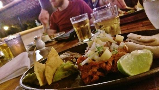 Allegro Cozumel: Mexican restaurant