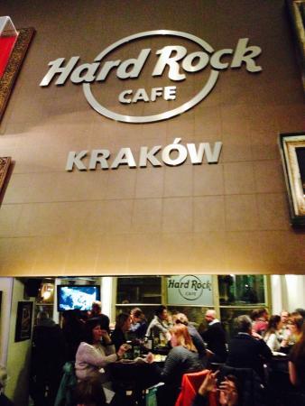 Hard Rock Cafe Kraków: ��