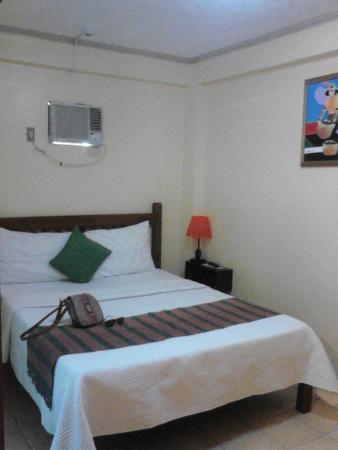 P&M Final Option Beach Resort: The standard room