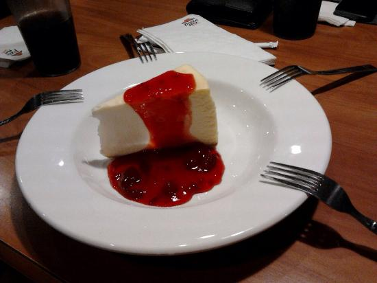 Roadhouse Grill : Cheese cake