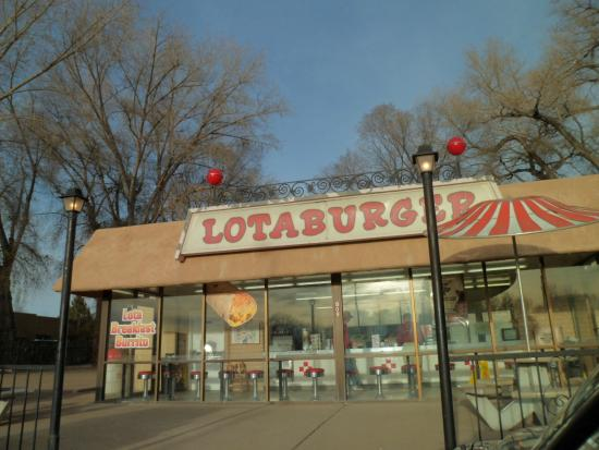 Blake's Lotaburger: classic