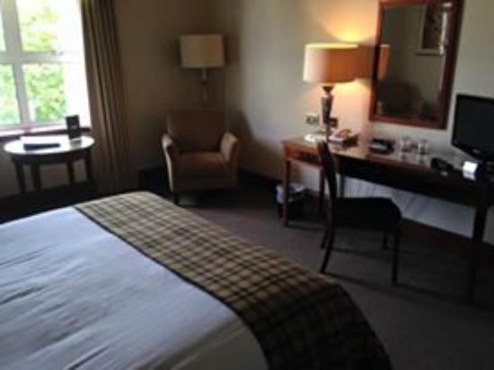 Grange Manor: Room