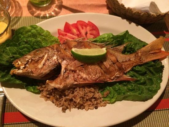 Restaurante Bar Zarabanda: Fish Of the day