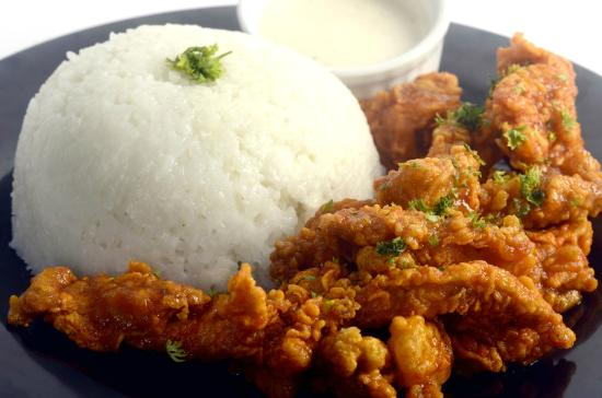 Boneless Chicken With Rice Picture Of Frankie S New York Buffalo