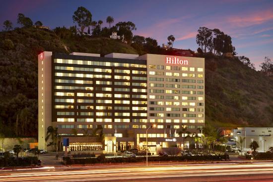 Hilton San Go Mission Valley Hotel Exterior