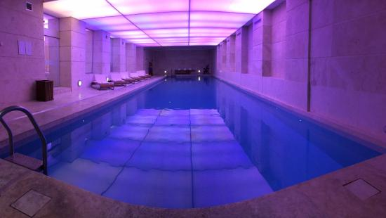 Palacio Duhau - Park Hyatt Buenos Aires: Indoor pool in spa