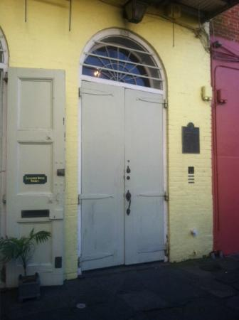 Friends of the Cabildo: Faulkner House, French Quarter
