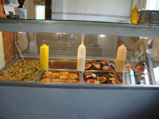 Riseland, Tobago: Diner