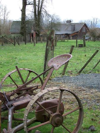 Kilby Historic Site: 1920s Farming