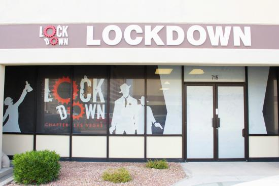 Lockdown - Las Vegas Highland