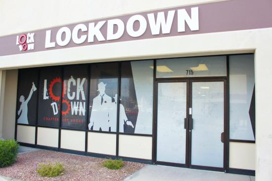 ‪Lockdown - Las Vegas Highland‬