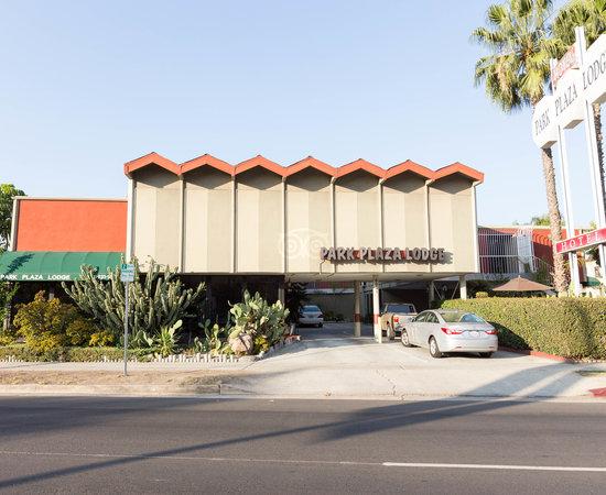 Park Plaza Lodge Hotel Los Angeles Ca