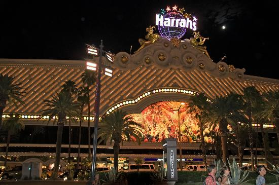 ‪Casino at Harrah's Las Vegas‬