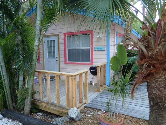 Sanibel Island Hotels: Hibiscus Cottage, Captiva Island Inn