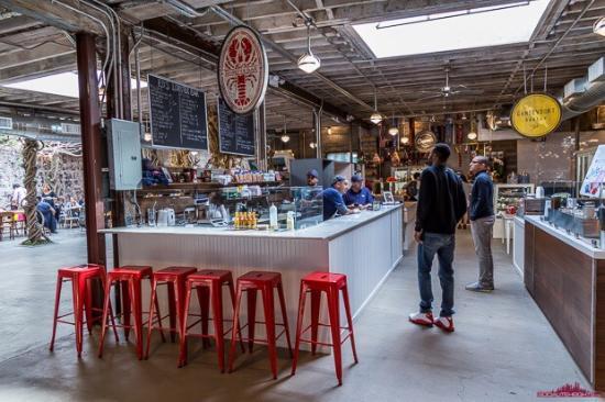 Gansevoort Market capone - picture of gansevoort market, new york city - tripadvisor