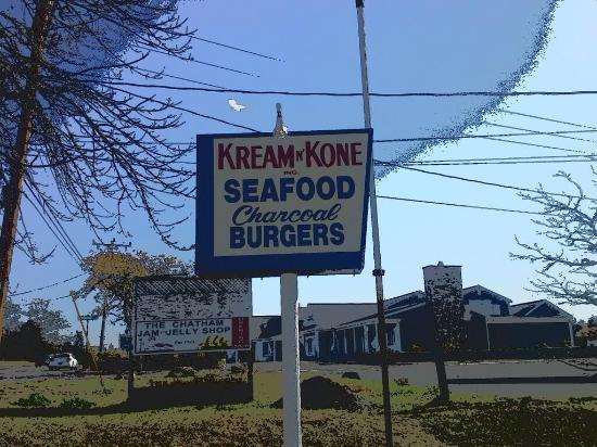 Kream 'n' Kone of Chatham: Kream n Kone