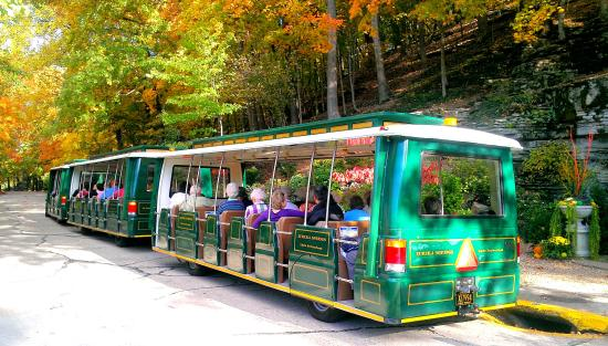 Eureka Springs Historic District Tram Tours