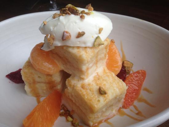 Whisknladle: dessert