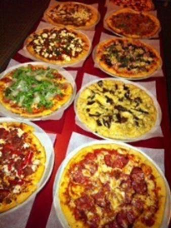 Taverna Italian Kitchen: pizze