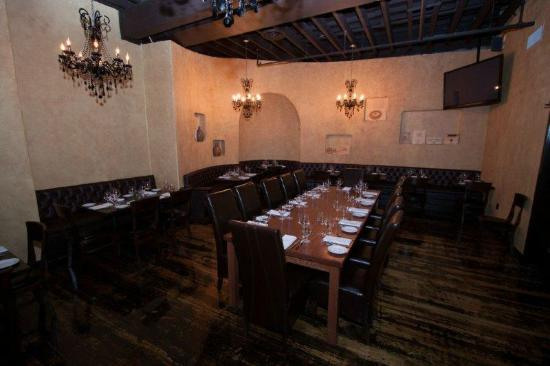 Private Party Room Picture Of S Prime Long Island City