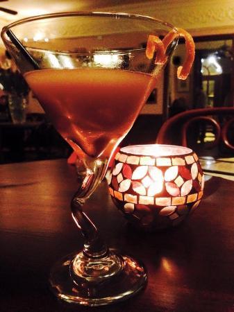 The Terrace Tapas & Wine Bar : Porn star martini