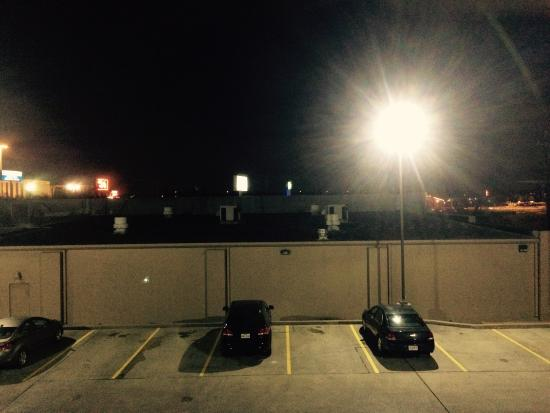 Holiday Inn Express & Suites Houston East: View of the highway