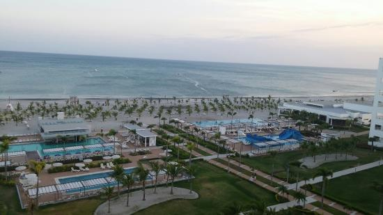 Rio Hato, Παναμάς: Area das piscinas é muito boa
