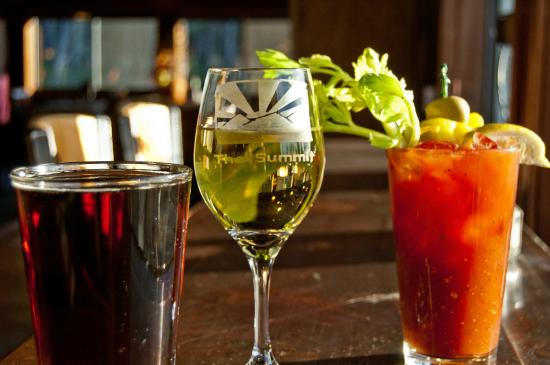 Soda Springs, CA: The Best Bloody Mary's