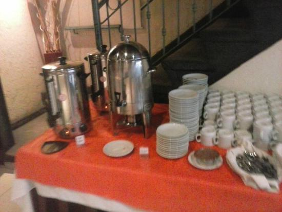 BA Central Hotel: Café da Manhã