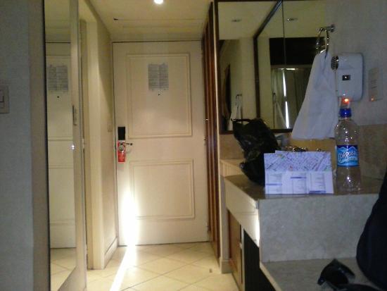 BA Central Hotel: Quarto 505