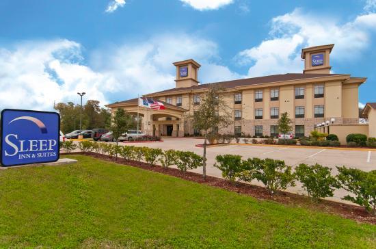 Sleep Inn & Suites Bush Intercontinental Airport IAH East: Front