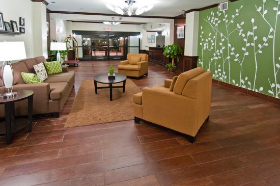 Sleep Inn & Suites Bush Intercontinental Airport IAH East: Lobby