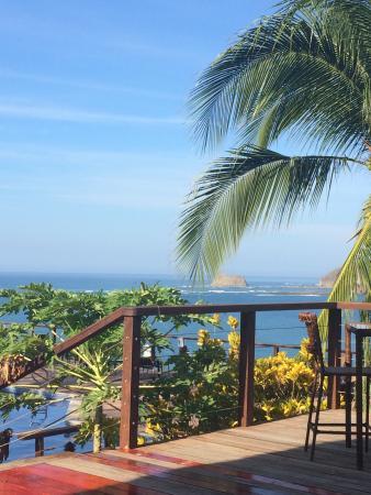 Hotel Guanamar: Udsigten fra morgenmaden