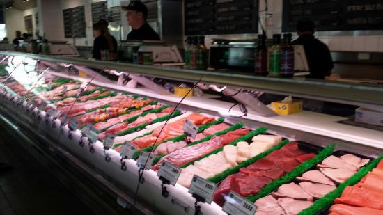 Santa Monica Seafood: All fresh