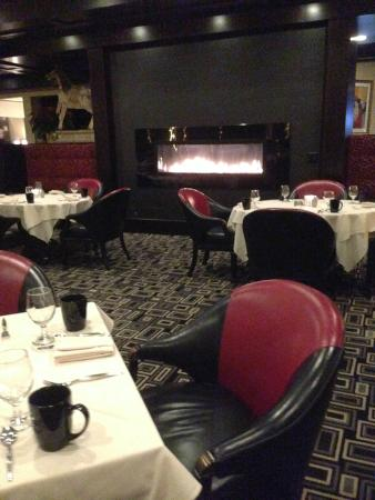Horizons Restaurant: Restaurant