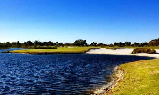 Plantation Preserve Golf Course