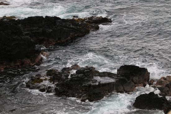 Royal Kona Resort: partial view of ocean